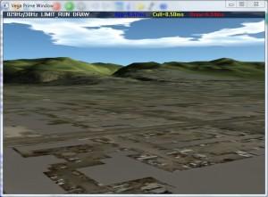 Terrain in Vega Prime